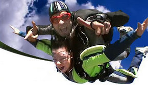 Adelaide Tandem Skydiving - Accommodation Cairns