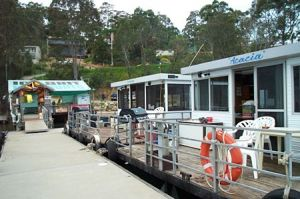 Clyde River Houseboats - Accommodation Cairns