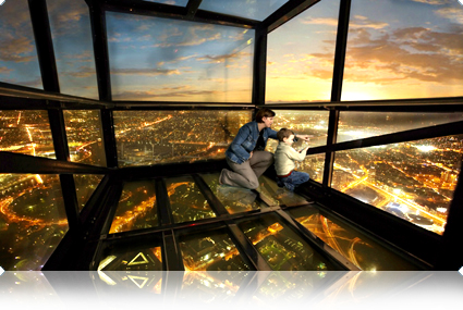 Eureka Skydeck 88 - Accommodation Cairns