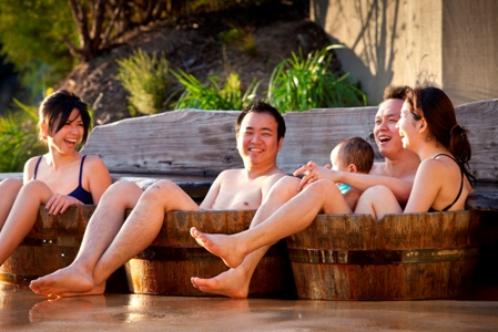Peninsula Hot Springs - Accommodation Cairns
