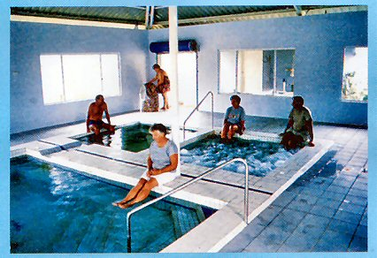 Innot Hot Springs Leisure  Health Park - Accommodation Cairns