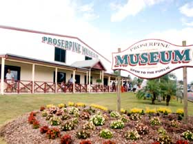 Proserpine Historical Museum - Accommodation Cairns