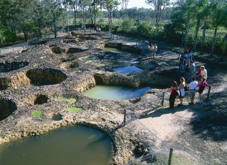 Mystery Craters - Accommodation Cairns