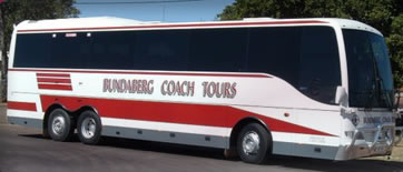 Bundaberg Coaches - Accommodation Cairns
