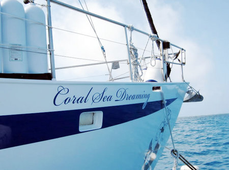 Coral Sea Dreaming Dive And Sail - Accommodation Cairns