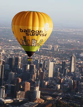 Balloon Sunrise Hot Air Ballooning - Accommodation Cairns