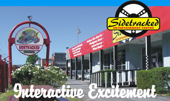Sidetracked Entertainment Centre - Accommodation Cairns