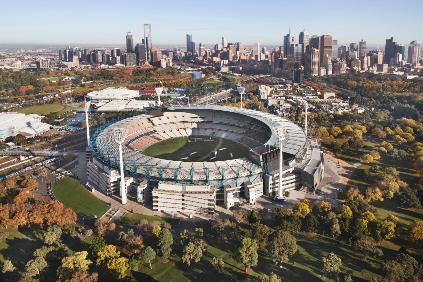 Melbourne Cricket Ground - Accommodation Cairns
