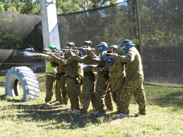 Top Gun Paintball Park - Accommodation Cairns