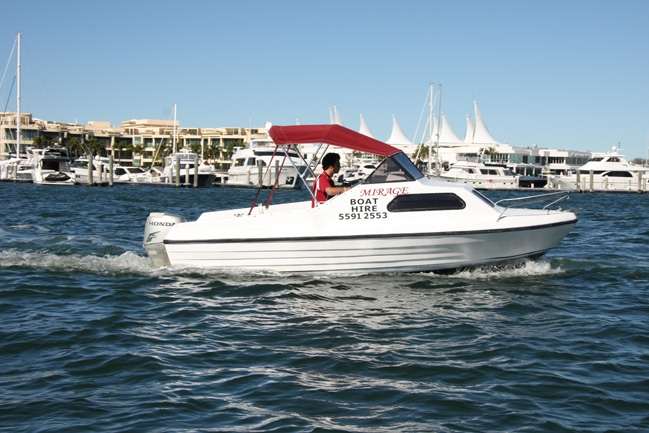 Mirage Boat Hire - Accommodation Cairns