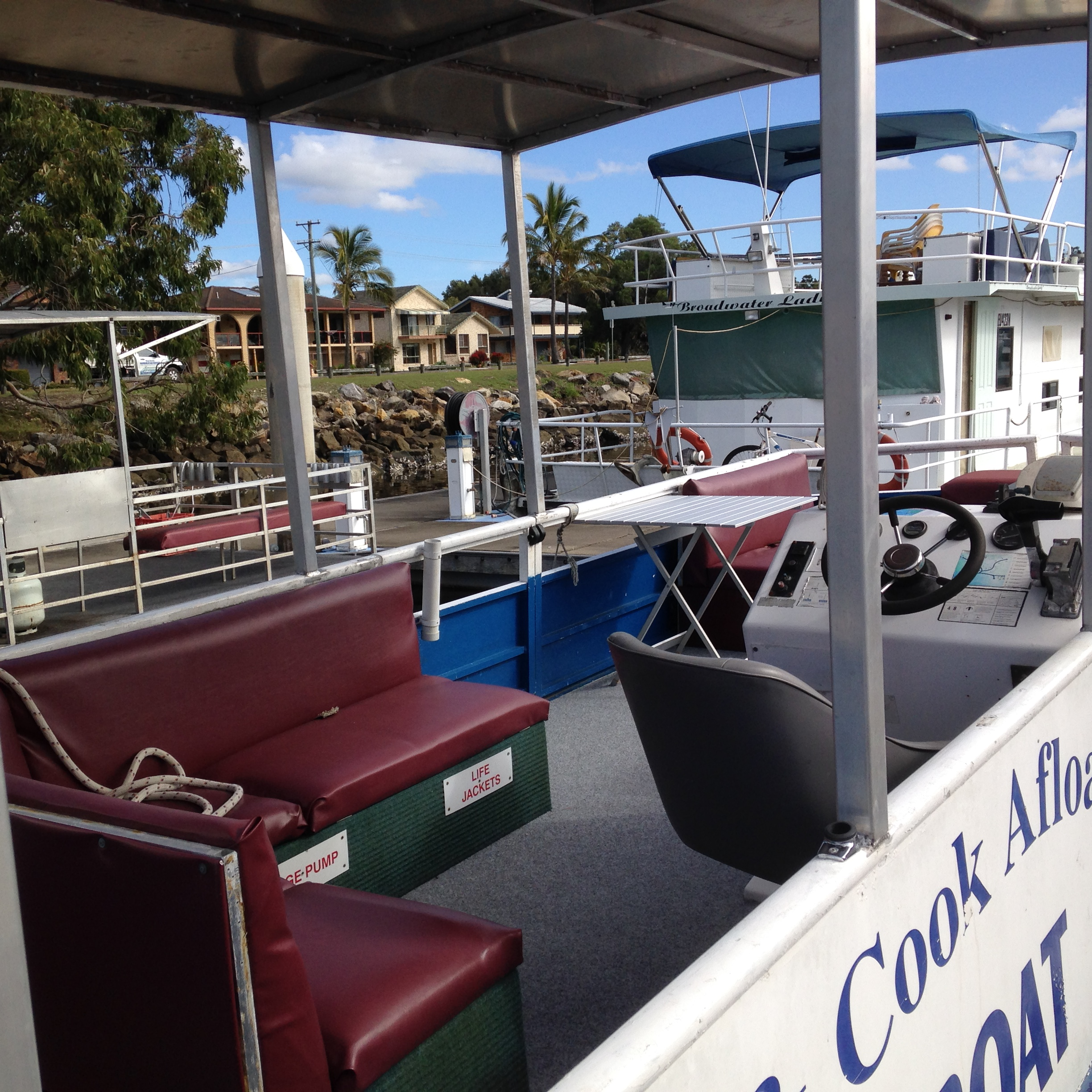 Clarence River BBQ Boats - Accommodation Cairns