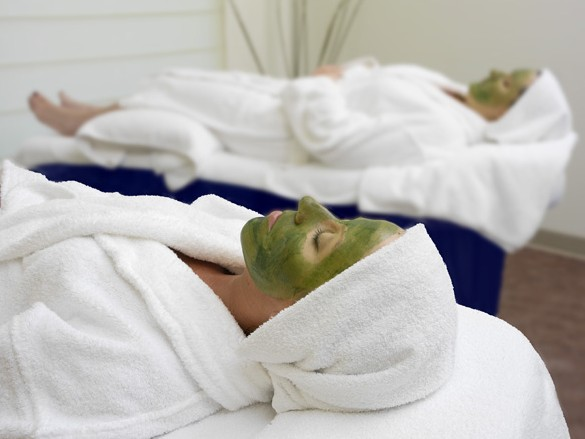 The Golden Door Spa & Health Club At Mirage Resort - Accommodation Cairns
