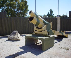 Military Museum Merredin - Accommodation Cairns