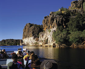 Geikie Gorge National Park - Accommodation Cairns