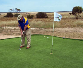 Nullarbor Links World's Longest Golf Course Australia - Accommodation Cairns