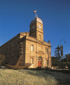 The Albany Town Hall - Accommodation Cairns