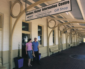 Old Railway Station Bunbury - Accommodation Cairns