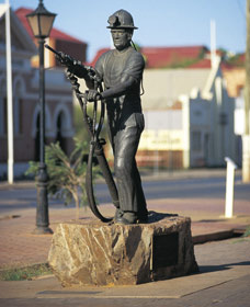 Miners Monument