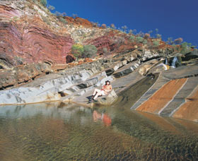 Hamersley Gorge - Accommodation Cairns