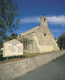 St Mary's Anglican Church - Accommodation Cairns