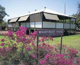 Wharfinger's House Museum - Accommodation Cairns