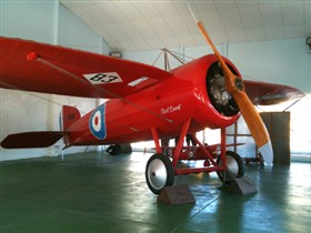 Captain Harry Butler Red Devil Monoplane Memorial - Accommodation Cairns