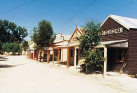 Old Tailem Town Pioneer Village - Accommodation Cairns
