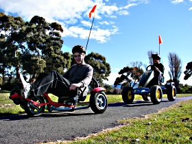 Pedal Buggies Tasmania - Accommodation Cairns