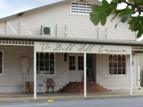 Drill Hall Emporium - The - Accommodation Cairns