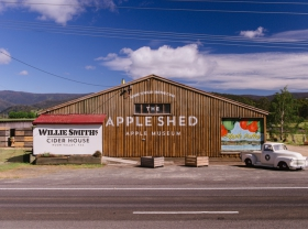 The Apple Shed Tasmania - Accommodation Cairns