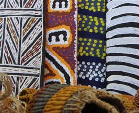 Outstation Gallery - Aboriginal Art from Art Centres - Accommodation Cairns