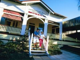 Landsborough Museum - Accommodation Cairns