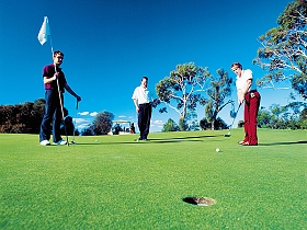 Geeveston Golf Club - Accommodation Cairns