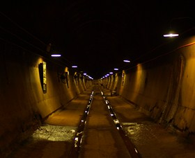 WWII Oil Storage Tunnels - Accommodation Cairns
