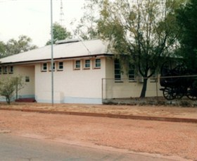 Tennant Creek Museum at Tuxworth Fullwood House - Accommodation Cairns