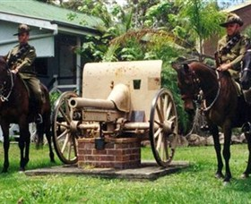 Second/Fourteenth Light Horse Regiment QMI Museum - Accommodation Cairns