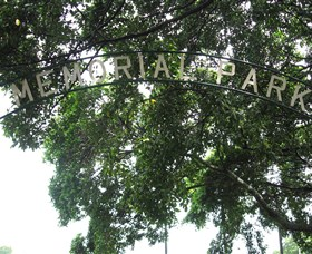Bulimba Memorial Park - Accommodation Cairns