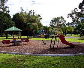 Cascade Gardens - Accommodation Cairns