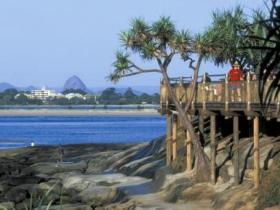 Caloundra Coastal Walk - Accommodation Cairns