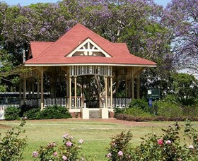 Gympie Memorial Park - Accommodation Cairns