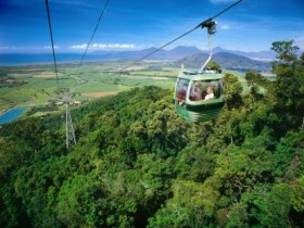 Skyrail Rainforest Cableway - Accommodation Cairns
