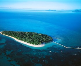 Green Island National Park - Accommodation Cairns