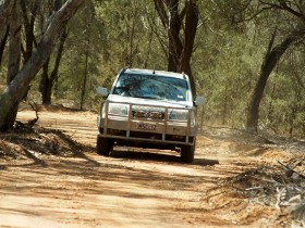 Ward River 4x4 Stock Route Trail - Accommodation Cairns