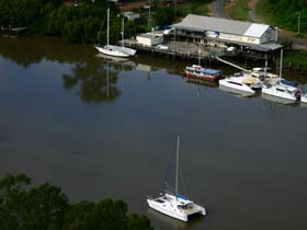 Port of Maryborough - Accommodation Cairns
