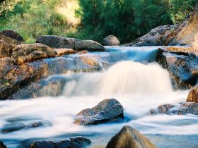 Crows Nest Falls - Accommodation Cairns