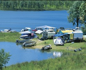 Lake Boondooma - Accommodation Cairns