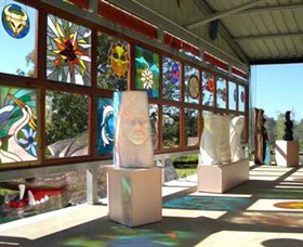 Alpha31 Art Gallery and Sculpture Garden - Accommodation Cairns