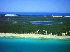 Fraser Island Great Sandy National Park - Accommodation Cairns