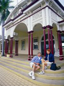 Emerald Historic Railway Station - Accommodation Cairns