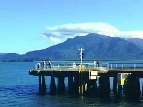 Lucinda Jetty - Accommodation Cairns